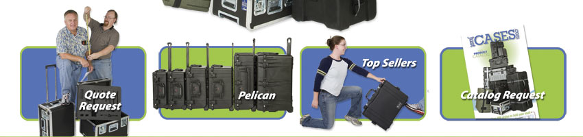 Footer Navigation Image - Request Quote - Pelican Shipping Cases - Best Sellers - Request Catalog