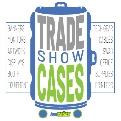 Tradeshow Cases at justCASES!