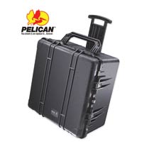 All Pelican shipping cases