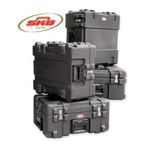 All SKB shipping cases