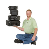 Pelican Shipping Cases - Small