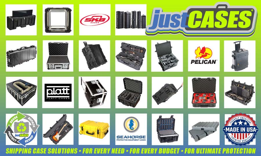 Shipping Cases For Every Need and Budget