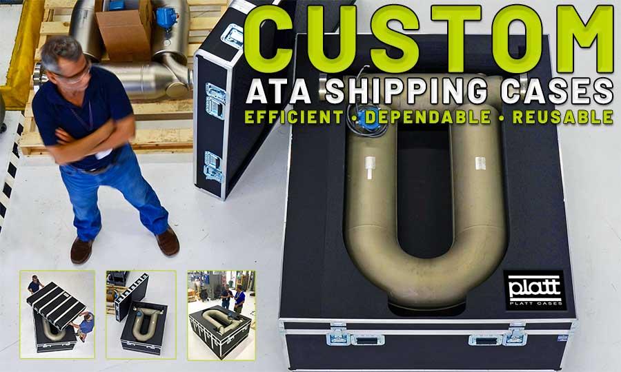 Custom Shipping Cases