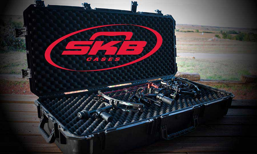 SUPERIOR PROTECTION from SKB CASES