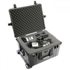 65162 Pelican 1620 Wheeled Case 22x17x12 - Foam Filled