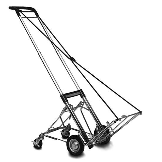 14293 Lifetime Warranty Travel Cart