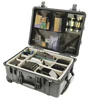 PELICAN 1560-Case, with Divider