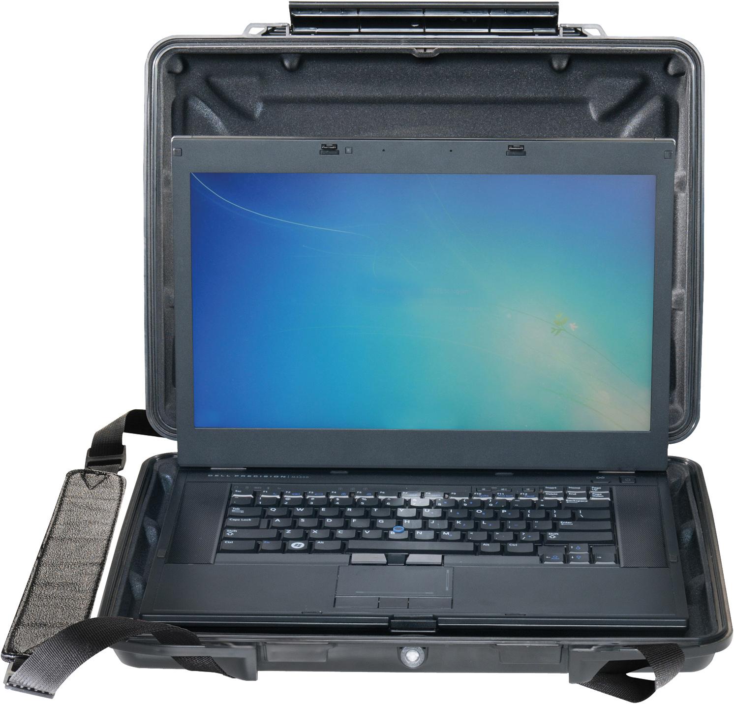 65095CC Pelican 1095 HardBack Laptop Case