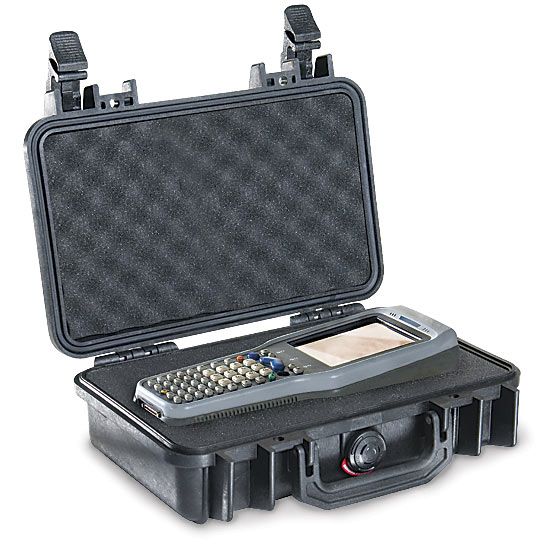65117 Pelican 1170 Case 11x6x3 - Foam Filled