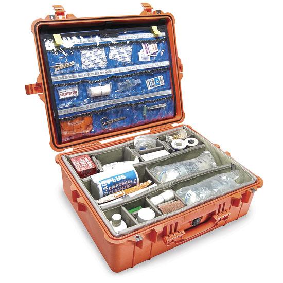 65160ems Pelican 1600EMS Case 24x19x8