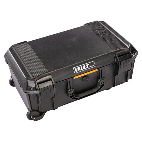 65604 Pelican Vault V525 Wheeled Case 20 x 11 x 7