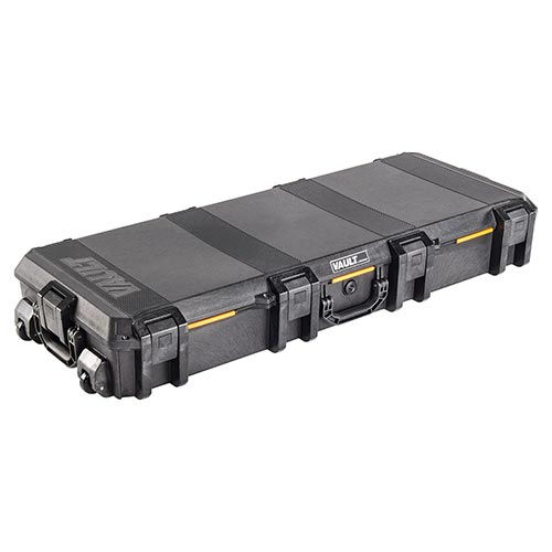 65608 Pelican Vault V730 Wheeled Case 44x16x6 - Foam Filled