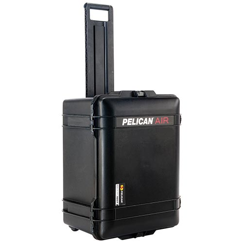 71607 Pelican 1607 Air Wheeled Case 21x15x11 - Foam Filled