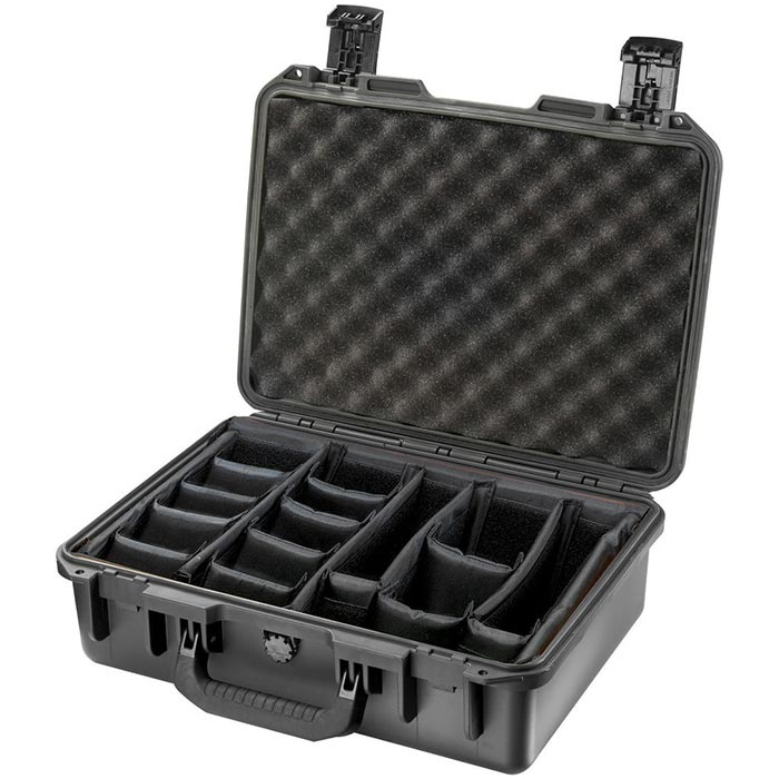 72300D Pelican Storm iM2300 Case with Padded Dividers