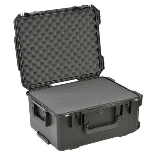 75608 SKB iSeries Wheeled Case 20x15x10 - Foam Filled