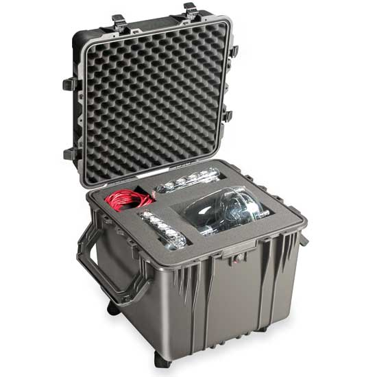 65350 Pelican 0350 Case 20x20x20 - Foam Filled
