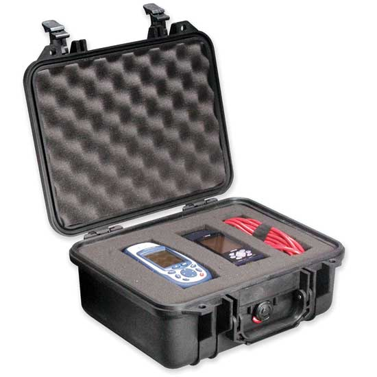 65140 Pelican 1400 Case 12x9x5 - Foam Filled