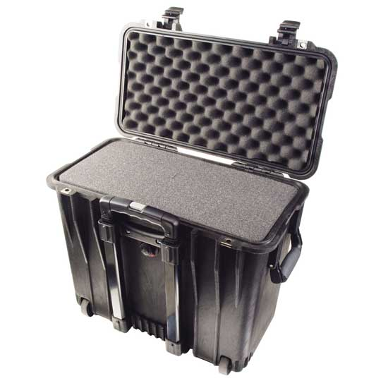 65144 Pelican 1440 Case 17x7.5x16 - Foam Filled