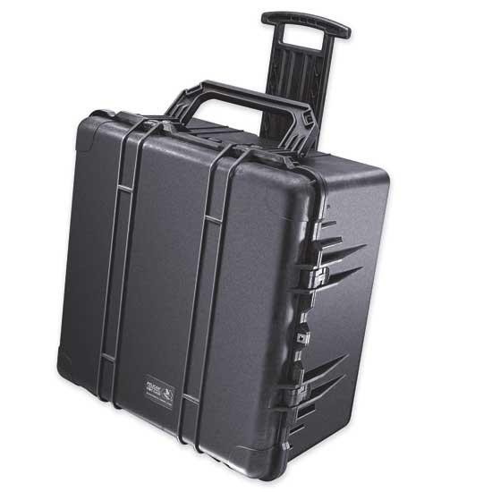 65164 Pelican 1640 Wheeled Case 24x24x14 - Foam Filled
