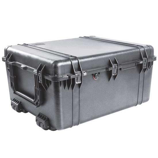 65169 Pelican 1690 Wheeled Case 30x25x16 - Foam Filled