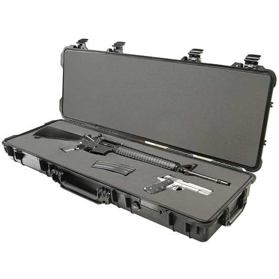 65172 Pelican 1720 Wheeled Case 44x16x6 - Foam Filled
