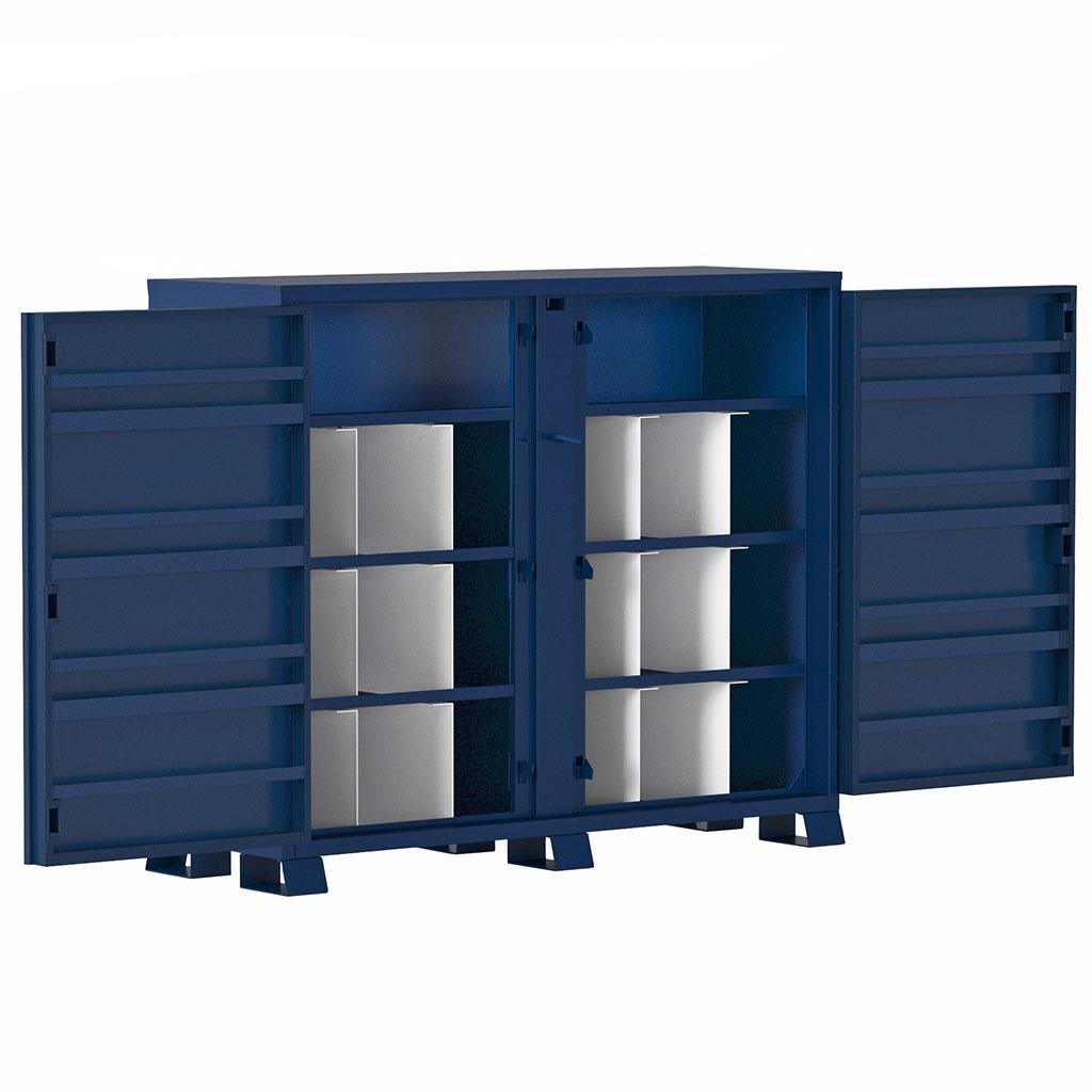 Jobsite Bin Cabinet DB350