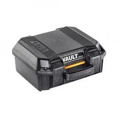 65600 Pelican Vault V100 Case - Foam Filled