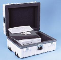 briefcase shaped shipping cases