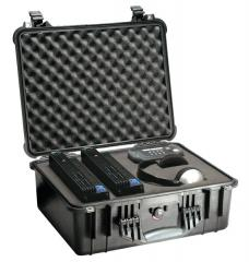 65155 Pelican 1550 Case 19x14.5x7.5 - Foam Filled