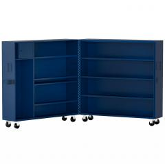 Rolling Clamshell Cabinet DB370
