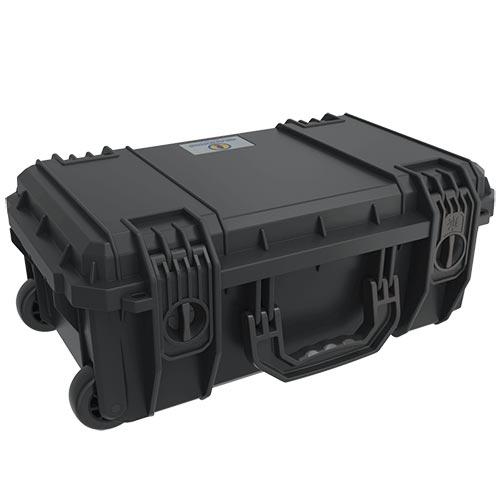 66255 Seahorse SE830 Wheeled Case 19x11x7 - Foam Filled