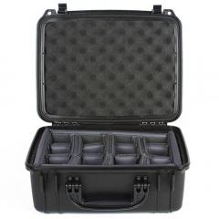 66248D Seahorse SE520 Case 13x9x6 with Dividers