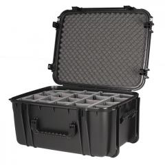 66252D Seahorse SE1220 Wheeled Case 25x19x13 with Padded Divider