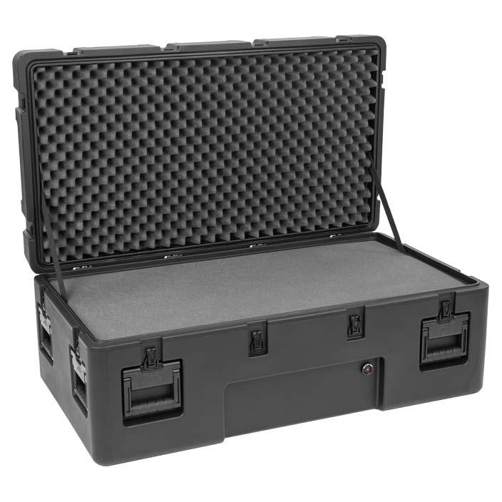 75588 SKB Mil Standard Wheeled Case 42x22x15 - Foam Filled