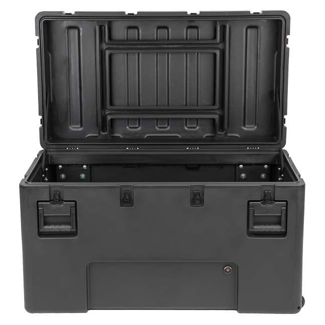 75589 SKB Mil Standard Wheeled Case 42x22x24 - NO FOAM