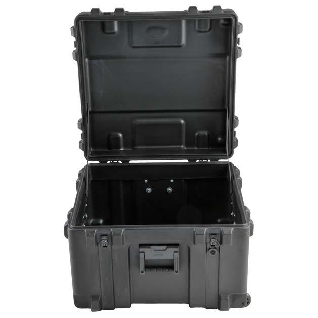 75617E SKB Mil Standard Wheeled Case 24x23x17 - NO FOAM