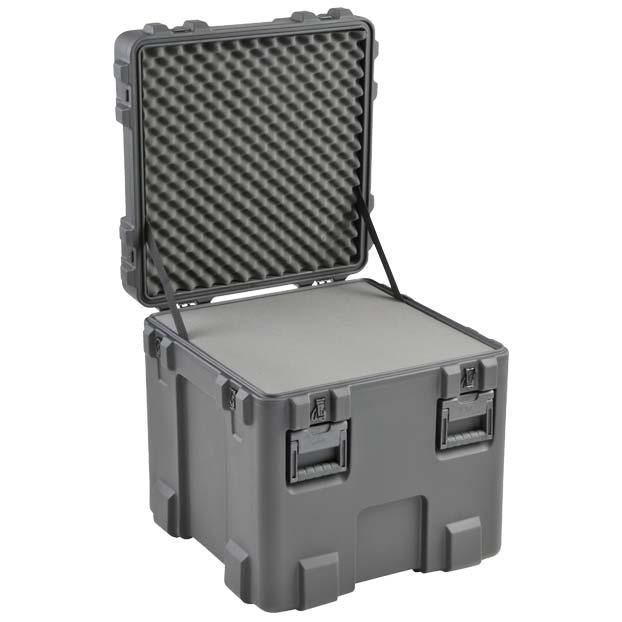 75618 SKB Mil Standard Case 24x24x24 - Foam Filled