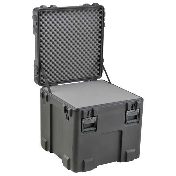 75621 SKB Mil Standard Case 27x27x27 - Foam Filled