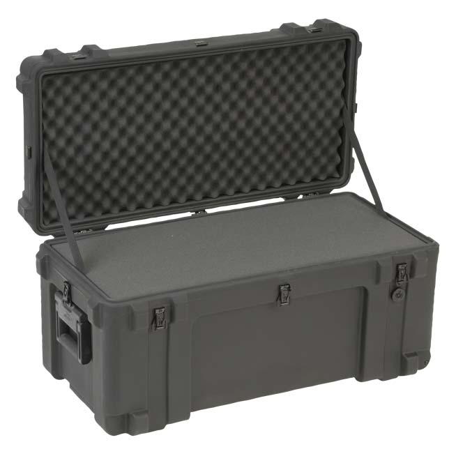 75623 SKB Mil Standard Wheeled Case 32x14x15 - Foam Filled