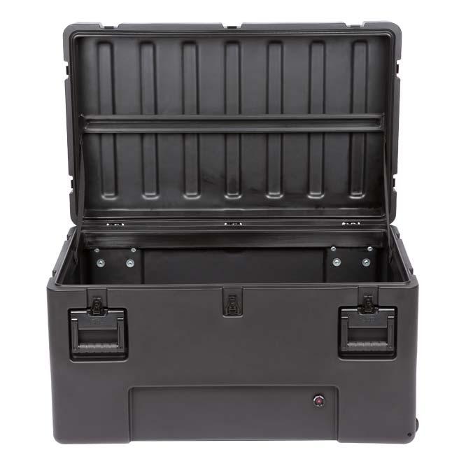 75644EW SKB Mil Standard Wheeled Case 37x22x20 - NO FOAM