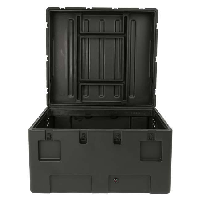 75645E SKB Mil Standard Case 38x34x23 - NO FOAM