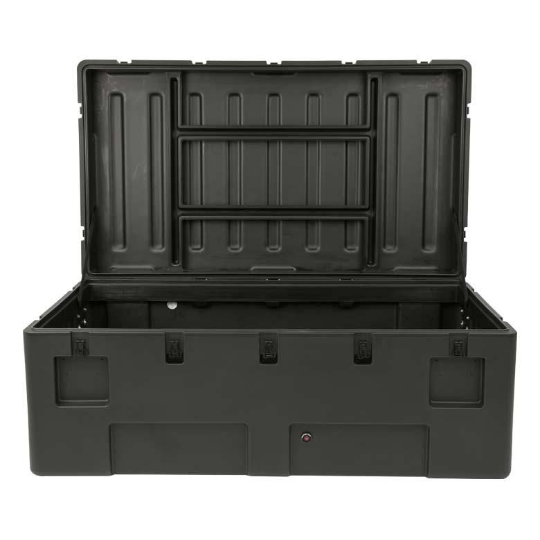 75649E SKB Mil Standard Case 55x30x20 - NO FOAM