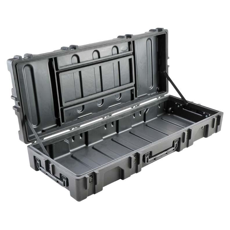 75691EW SKB Mil Standard Wheeled Utility Case 62x23x10 - NO FOAM