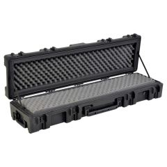 75590 SKB Military Weapons Wheeled Case 52x12x7 - Foam Filled