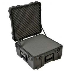 75615 SKB Mil Standard Wheeled Case 22x22x12 - Foam Filled