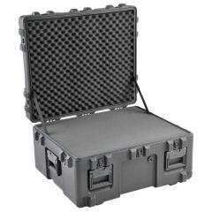 75620 SKB Mil Standard Wheeled Case 30x25x15 - Foam Filled