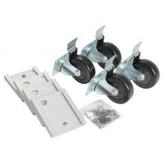 SKB Mil Standard Caster Kit