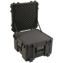 75631 SKB Mil Standard Wheeled Case 19x19x14 - Foam Filled
